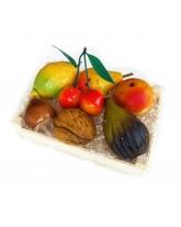 Marzipan Fruit (Frutta Martorana)