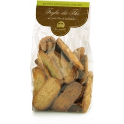 Raffadali Pistachio Tea Leave Biscuits