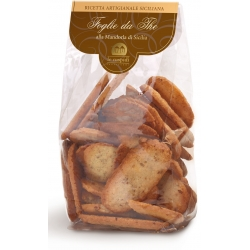 Sicilian Almond Tea Leave Biscuits