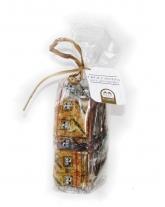 Almond crisps bag
