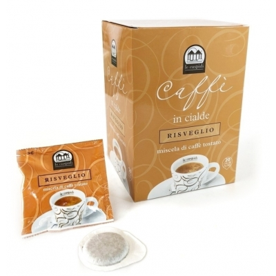 Caffè a cialde Risveglio
