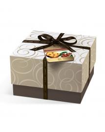 Panettone all'amarena (prodotto solo natalizio)